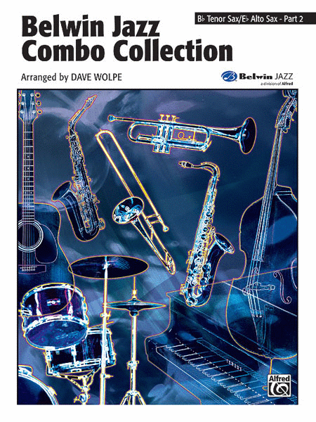 Alfred Jazz Combo Collection (Alto/Tenor Sax)