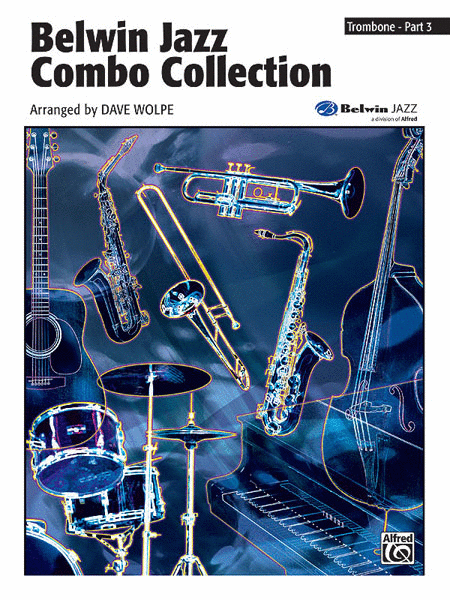 Alfred Jazz Combo Collection (Trombone)
