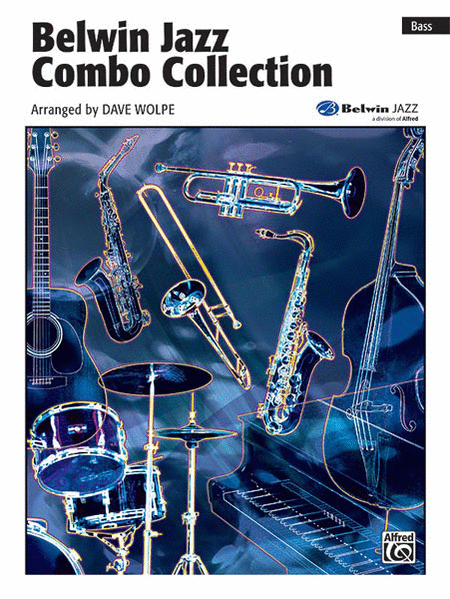 Alfred Jazz Combo Collection (Bass)