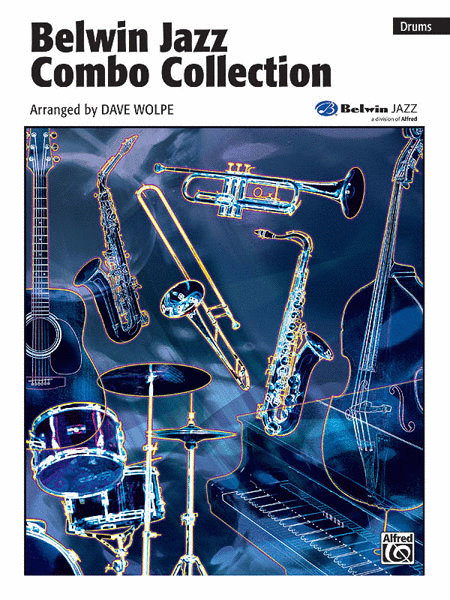 Alfred Jazz Combo Collection (Drums)
