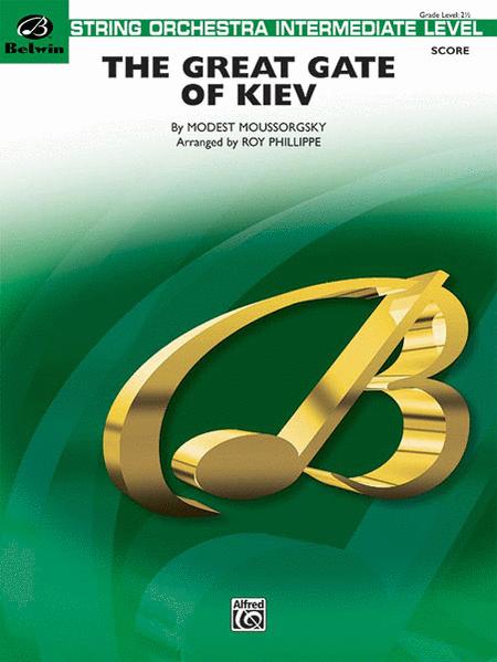 The Great Gate of Kiev