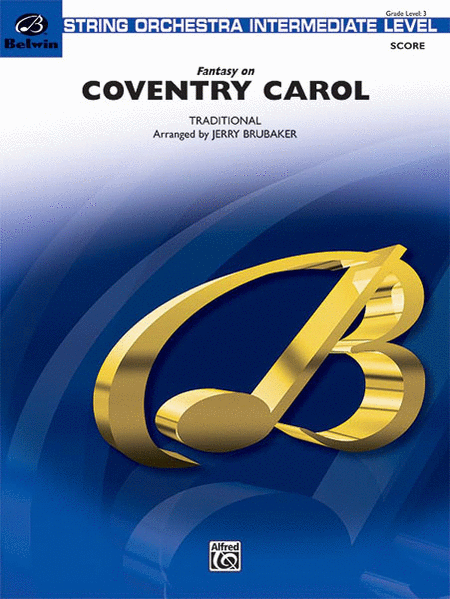 Fantasy on Coventry Carol