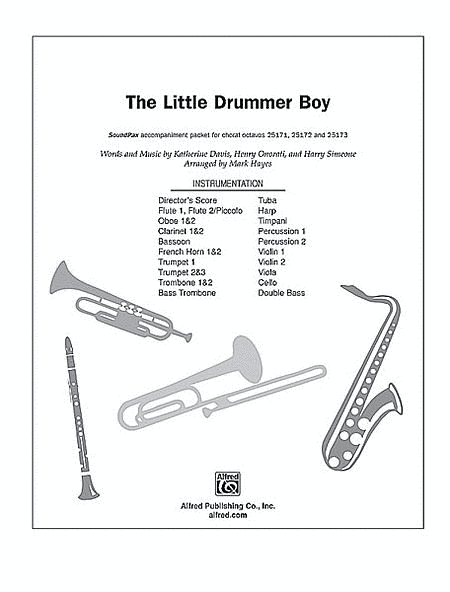 The Little Drummer Boy