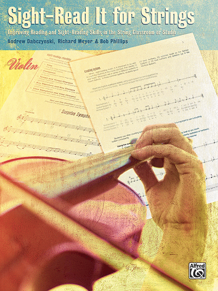 Sight-Read It for Strings (Violin)