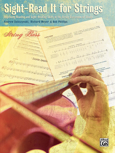 Sight-Read It for Strings (String Bass)