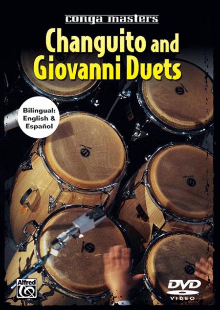Conga Masters: Changuito & Giovanni Duets (DVD)