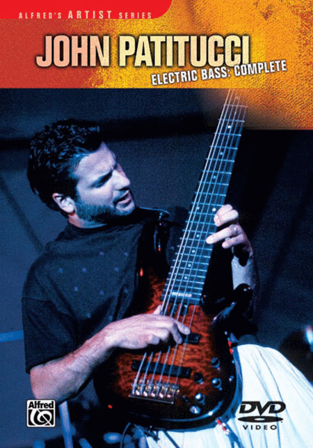 John Patitucci, Electric Bass: Complete (DVD)