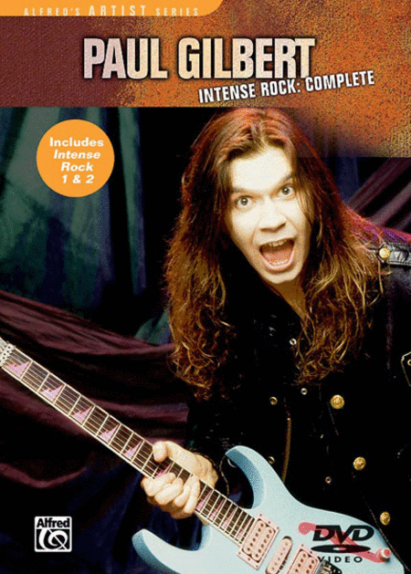 Paul Gilbert, Intense Rock: Complete (DVD)
