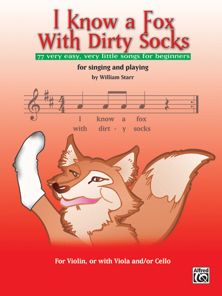 I Know a Fox With Dirty Socks  - Violin