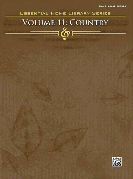 Essential Home Library - Volume 11 (Country)