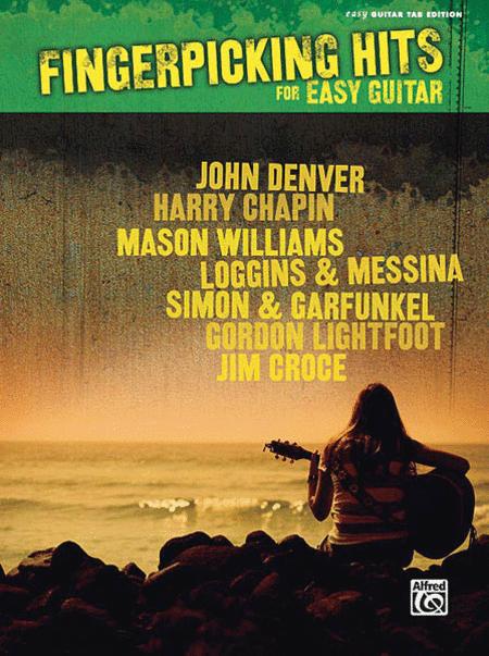 Fingerpicking Hits for Easy Guitar