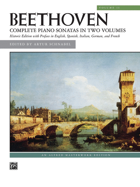 Complete Sonatas in Two Volumes (Volume 2)