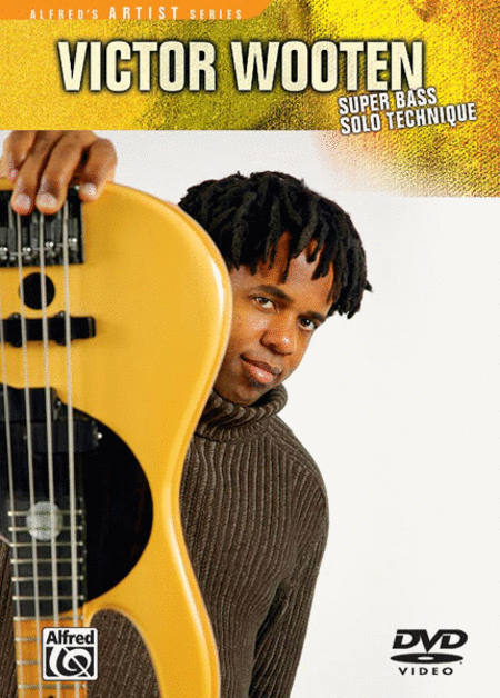 Victor Wooten -- Super Bass Solo Technique