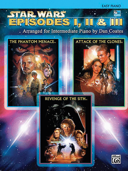 Star Wars: Episodes I, II & III