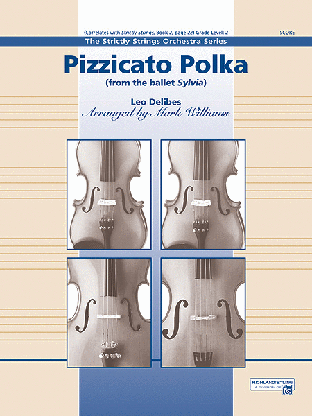 Pizzicato Polka (from the ballet Sylvia)