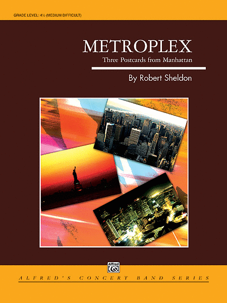 Metroplex: Three Postcards from Manhattan