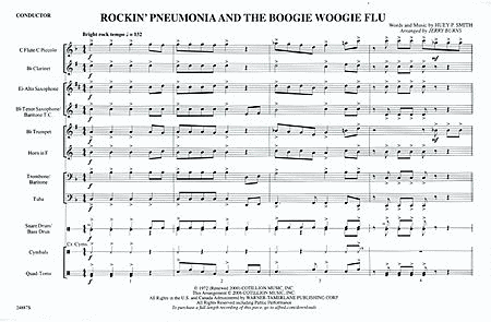 Rockin' Pneumonia and the Boogie Woogie Flu