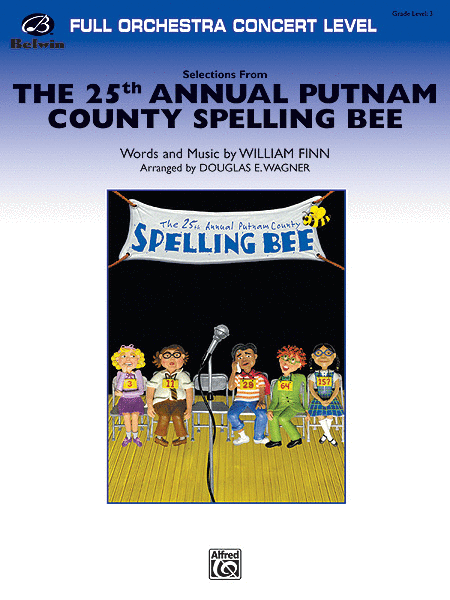 The 25th Annual Putnam County Spelling Bee, Selections from
