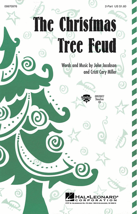 The Christmas Tree Feud - ShowTrax CD