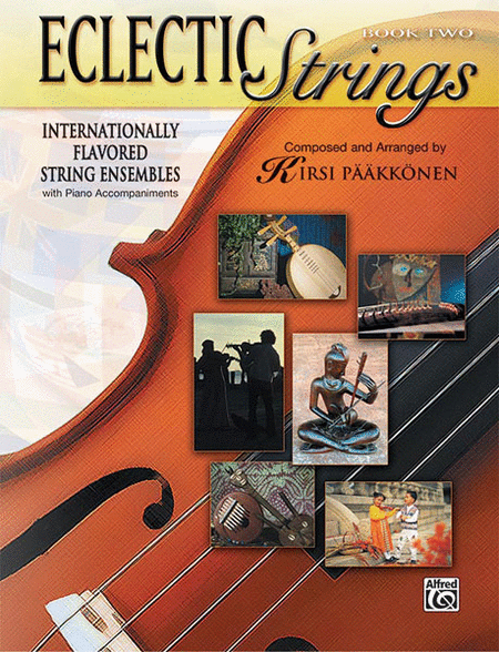 Eclectic Strings Book 2