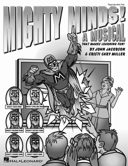 Mighty Minds! - Reproducible Pak