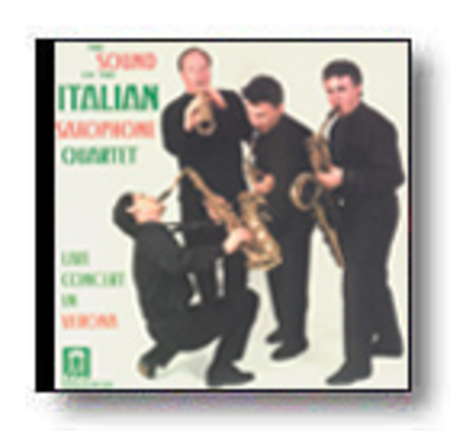 Sound of the Italian Saxophone Quartet