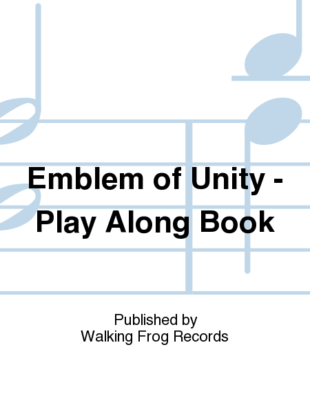 Emblem of Unity - Play Along Book