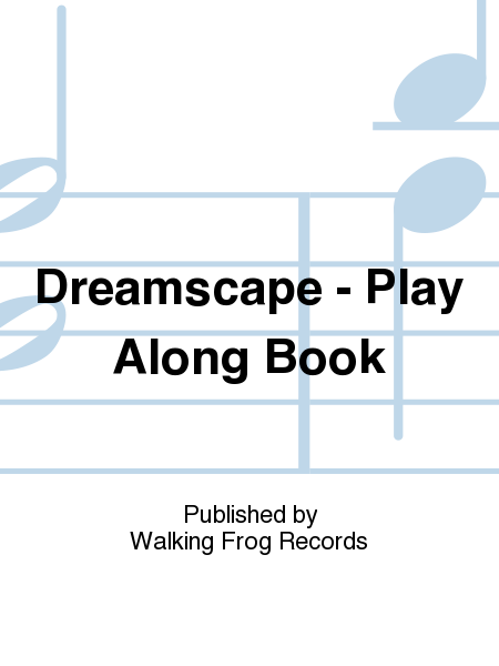 Dreamscape - Play Along Book