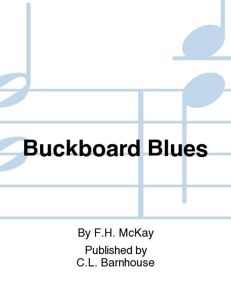 Buckboard Blues