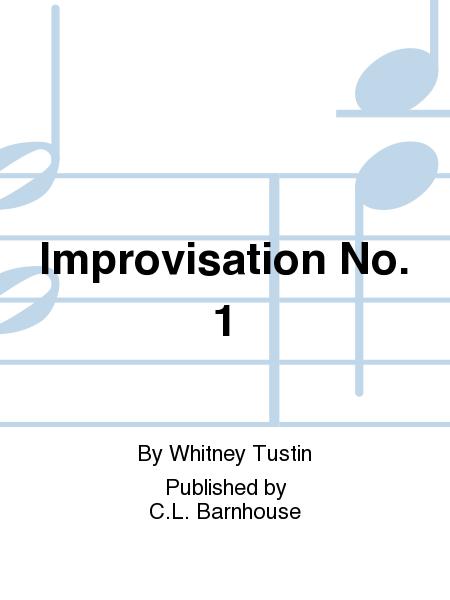 Improvisation No. 1