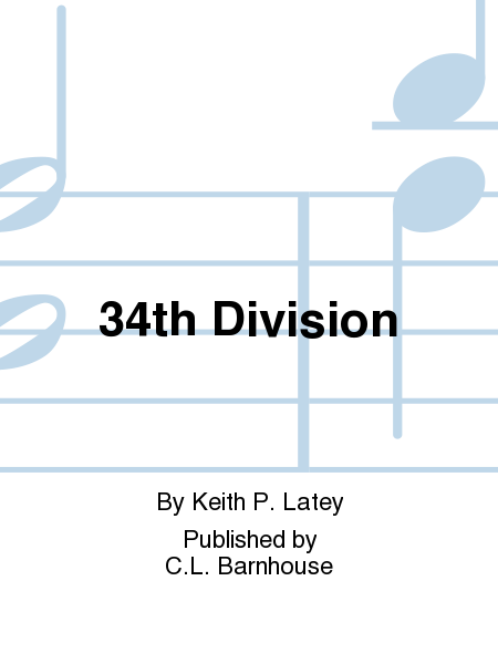34th Division