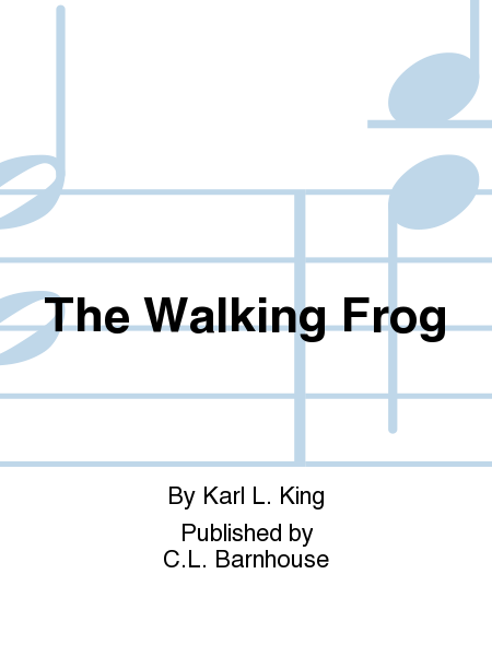The Walking Frog