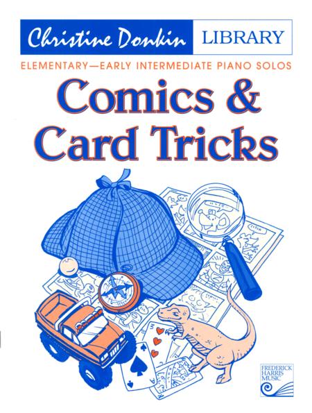 Comics & Card Tricks