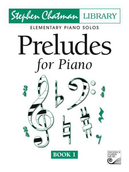 Preludes for Piano, Book 1