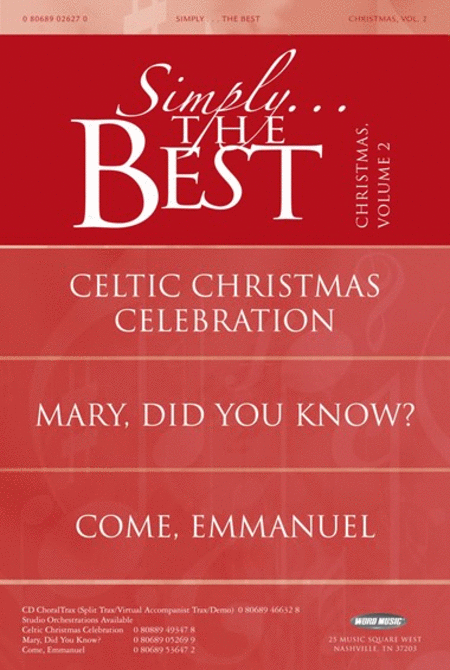 Simply The Best: Christmas Volume 2