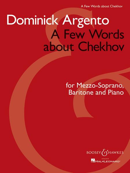 A Few Words About Chekhov