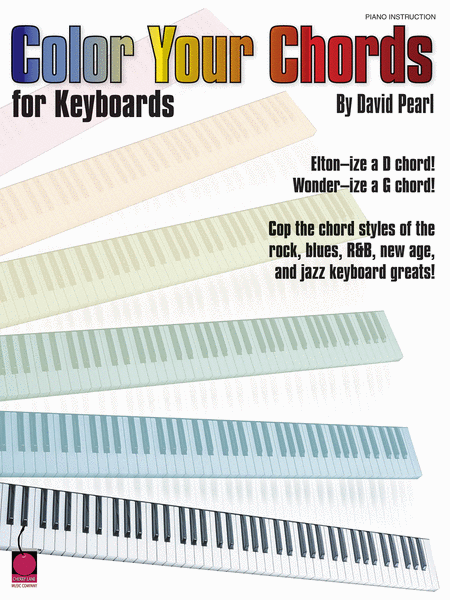 Color Your Chords for Keyboards
