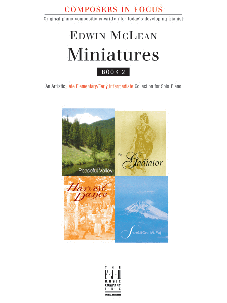 Miniatures, Book 2