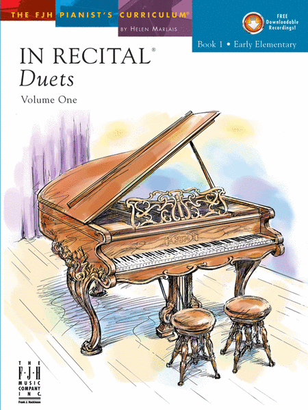 In Recital! Duets, Volume One, Book 1 (NFMC)