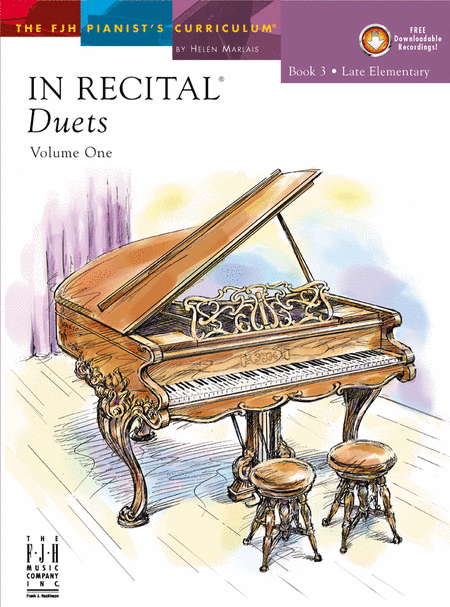 In Recital! Duets, Volume One, Book 3 (NFMC)