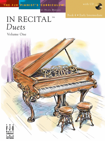 In Recital! Duets, Volume One, Book 4 (NFMC)