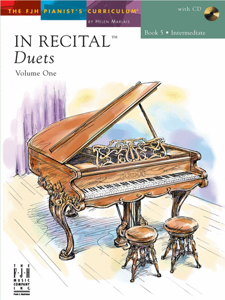 In Recital Duets, Volume One, Book 5 (NFMC)