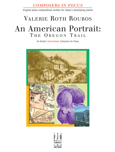 An American Portrait: The Oregon Trail
