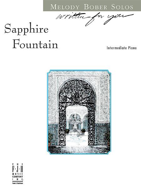 Sapphire Fountain