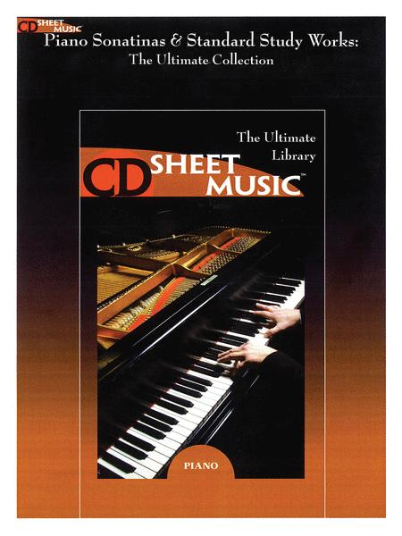 Piano Sonatinas And Standard Study Works (Version 2.0)