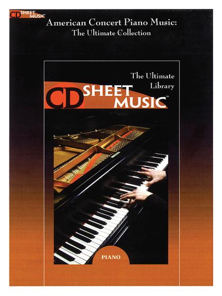 American Concert Piano Music (Version 2.0)