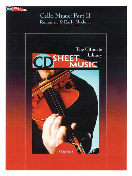 Cello Music: The Ultimate Collection, Part II  (Version 2.0)