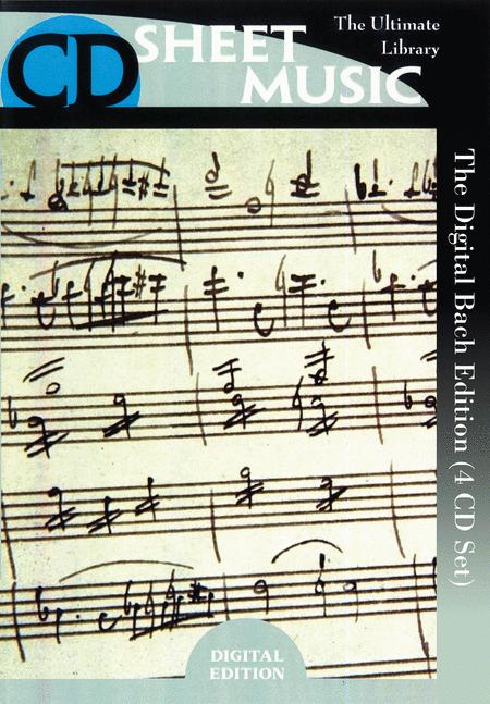 The Digital Bach Edition