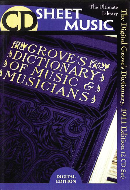 The Digital Grove Dictionary, 1911 Edition - CD-ROM