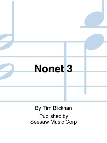Nonet 3